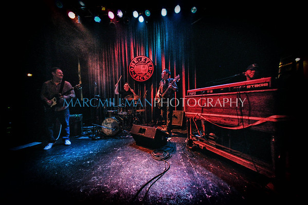 Dragon Smoke @ One Eyed Jacks (Tue 5/1/12)