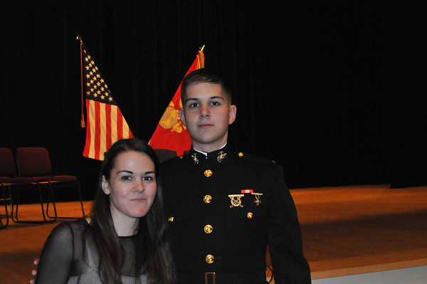 USMC TBS Graduation 29Jan14