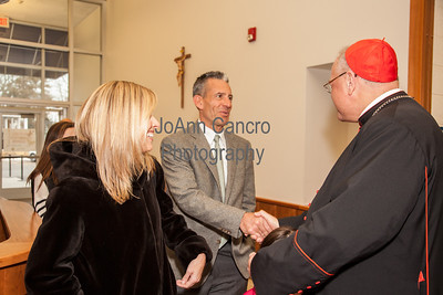 Resurrection Doty Gym Blessing/Cardinal Dolan