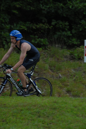 Strive for Fitness Sprint Triathlon 2011 -- BIKE