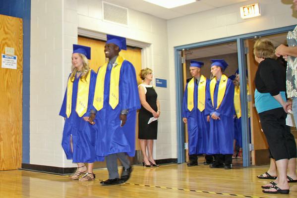 Phebe's Son (Makhil) Graduation - 2014