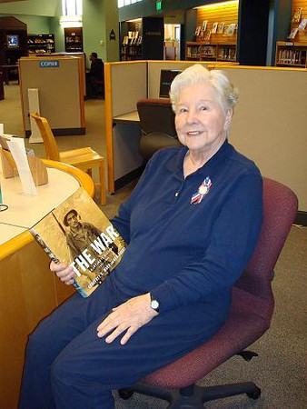 Veterans Week Book Winners 2007