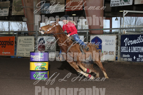 Platinum Productions Barrel Races