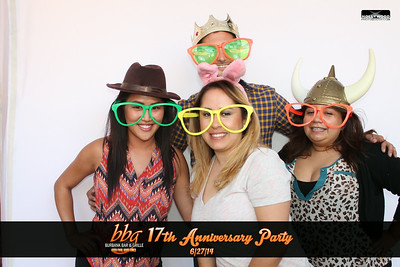 Burbank Bar & Grille 17th Anniversary Party