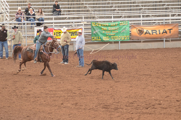 CHSRA Calf Roping