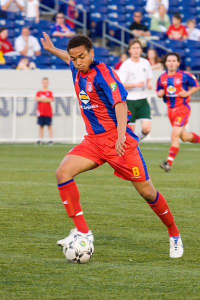 may 4th 2007 - palace baltimore's home debut... ouch