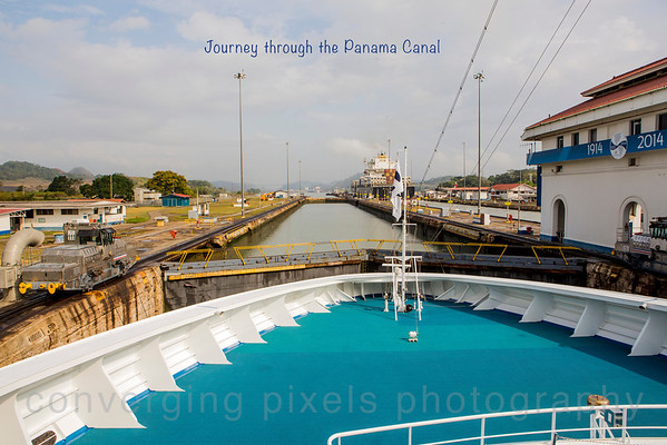 Journey through the Panama Canal