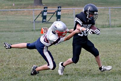 LMYA Mustangs Football