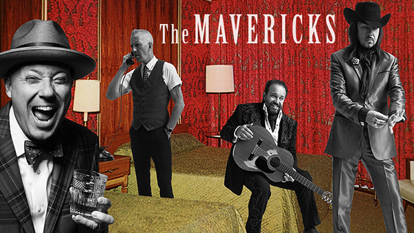 The Mavericks - 2015