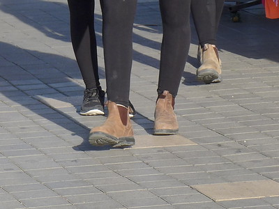 Israeli footware fashion