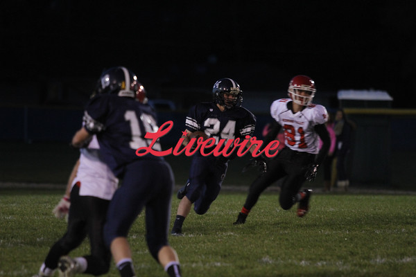FB vs Redwood 10-15-14