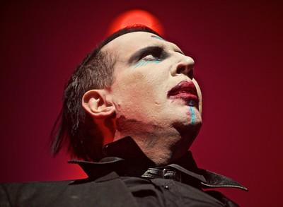 Marilyn Manson Terminal 5