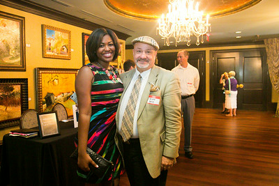 TLC Luncheon at the Mansion   8-21-14