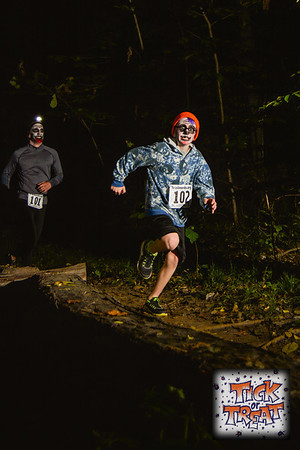 Tick or Treat 5K  - 2013