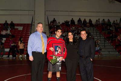 "01/23/2015 (Var) Connetquot vs. Central Islip ""Senior Night"""