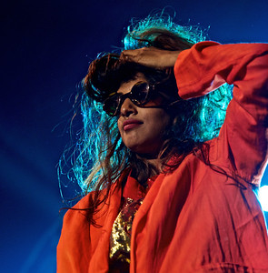 M.I.A.  Knockdown Center Queens