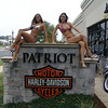 Patriot Harley Davison :