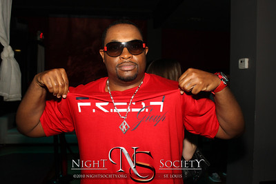 Fresh In The City at The City Ultra Lounge 05-20-11