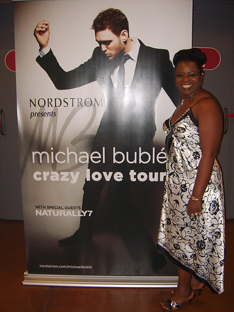Michael Buble'