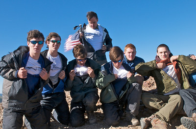 2009 Philmont or Bust