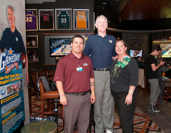 Bill Walton at Sycuan Casino