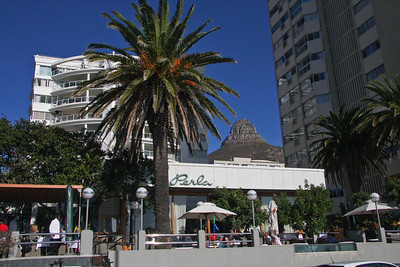 Cape Town Stroll Seapoint to Waterfront