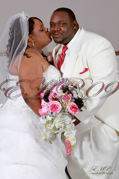 Marcus and Keisha's Wedding