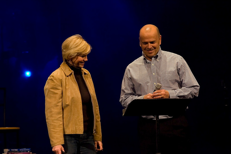 The Pursuit of Happiness with Paul and Virginia Friesen - February 4,5 2008