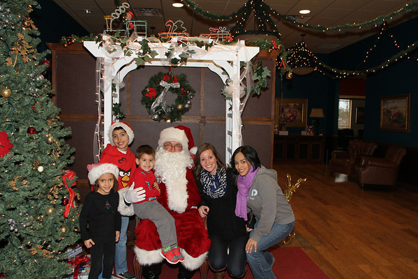 Breakfast with Santa at NJMP