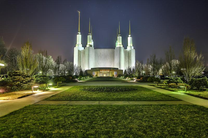 Washington DC LDS Temple