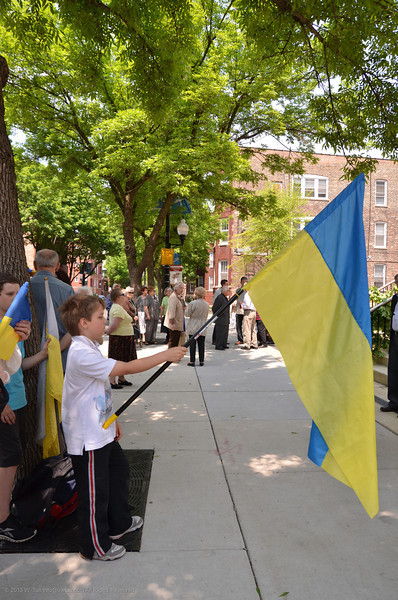 UCCA Demonstration May 18 - Chicago