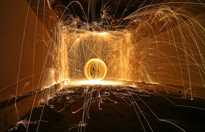 Steel Wool Scapes
