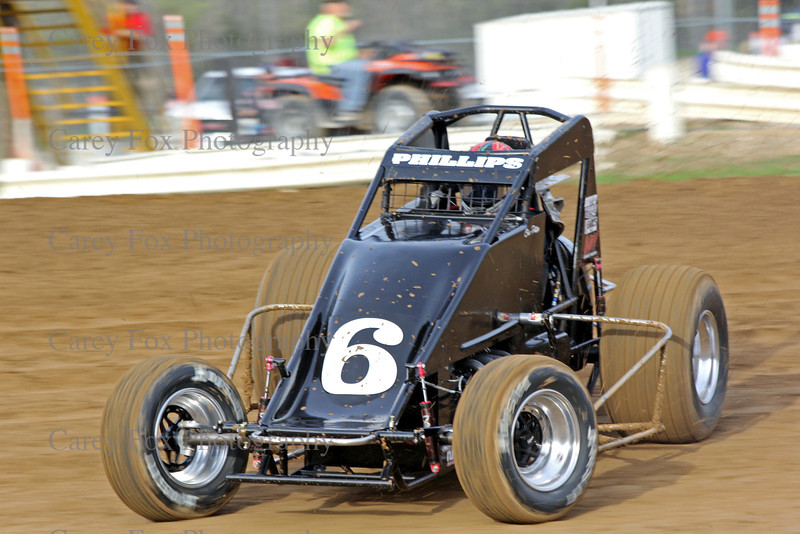 April 26, 2014 - Sprints and modifieds