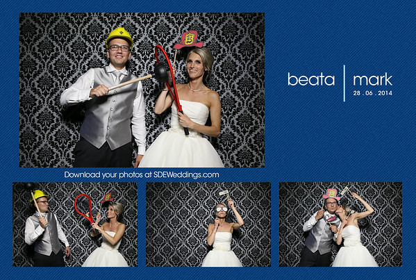 Beata + Mark (June 28, 2014)