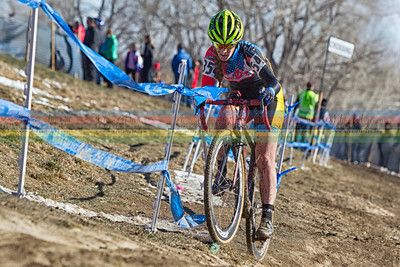 2014 CX Nats - Friday :  Jr. Women 15-16/17-18
