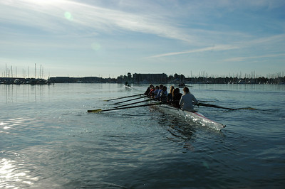 Berkeley High Crew - Holiday Sprints