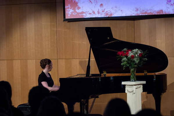 Angelina Selyukov Senior Recital
