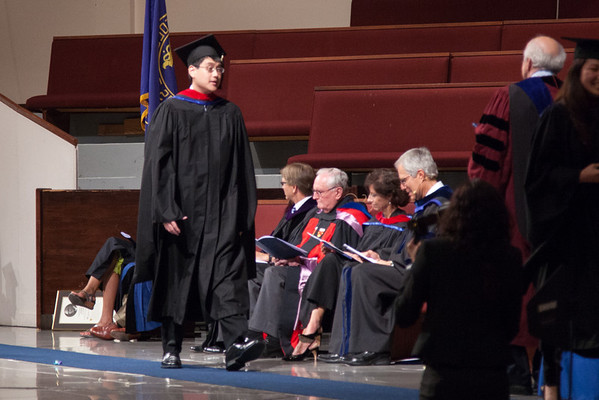 Peter & Asher Graduate from Fuller 6-9-12