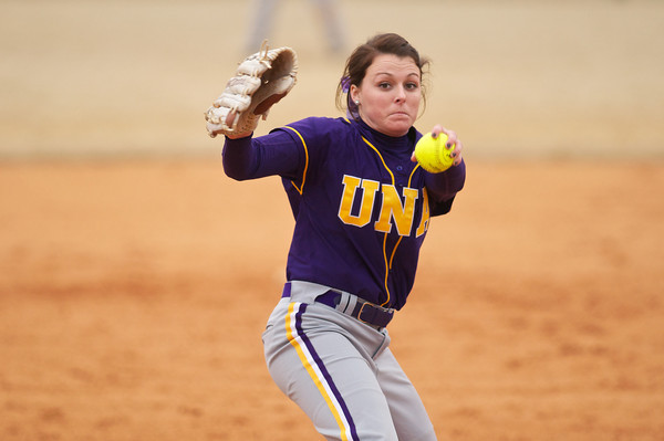 UNA Softball vs. YHC - Charger Chillout 2014