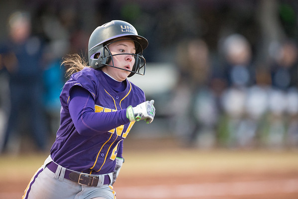 UNA Softball Home Opener 02/02/15