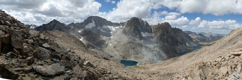 Evolution Basin 08/12