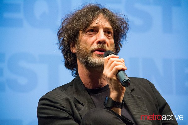 Cinequest Neil Gaiman Maverick Spirit Award