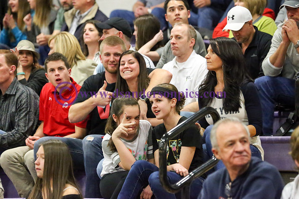 2015 02 19 RHS STUDENTS AND FANS