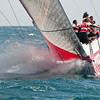 24.07.2011. Sailing Audi MedCup circuit stage from Cagliari, Italy. Region of Sardinia Trophy, class TP 52 series regatta. Audi sailing team powered by All4One (GER/FRA), overall winner of the stage.