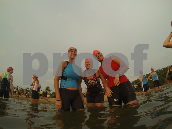 SharkSprint Tri 2013 Swim