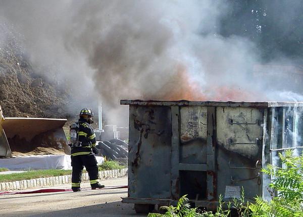 Dumpster Fires