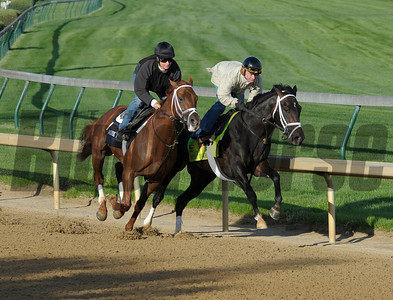 Kentucky Derby Workouts