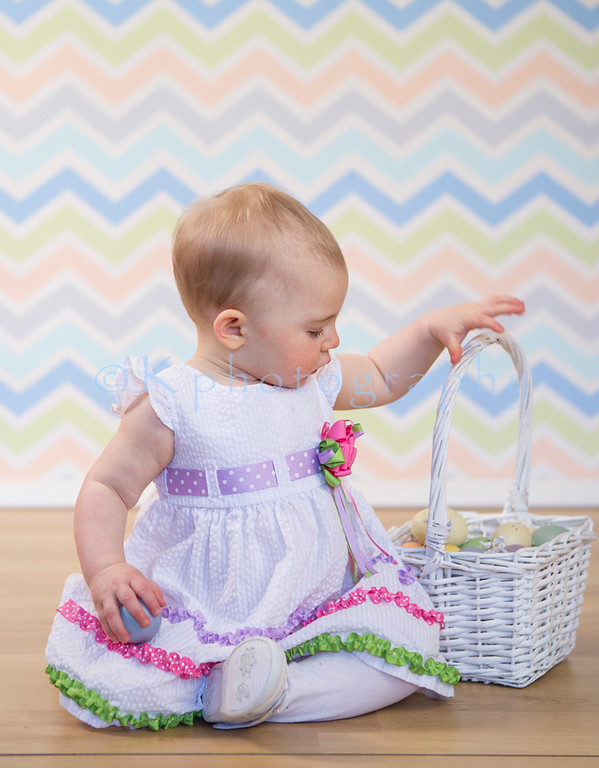 Lilly 9 month Session