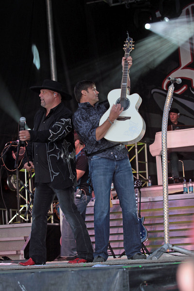 2010 Montgomery Gentry at Toyota Bass Tournament