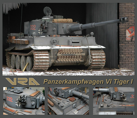 Armortek Tiger in Detail